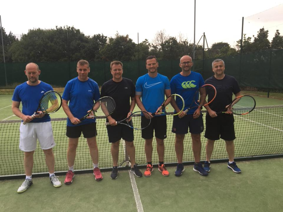 Mens Tennis Team